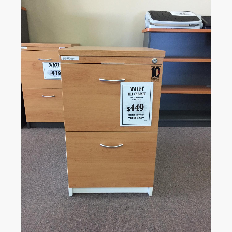 Watec Filing Cabinet 2 Drawer ...